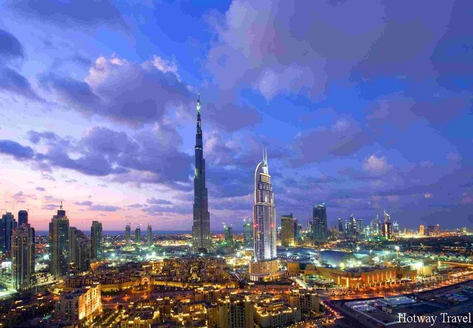 Dubai-Burj-Khalifa-Night