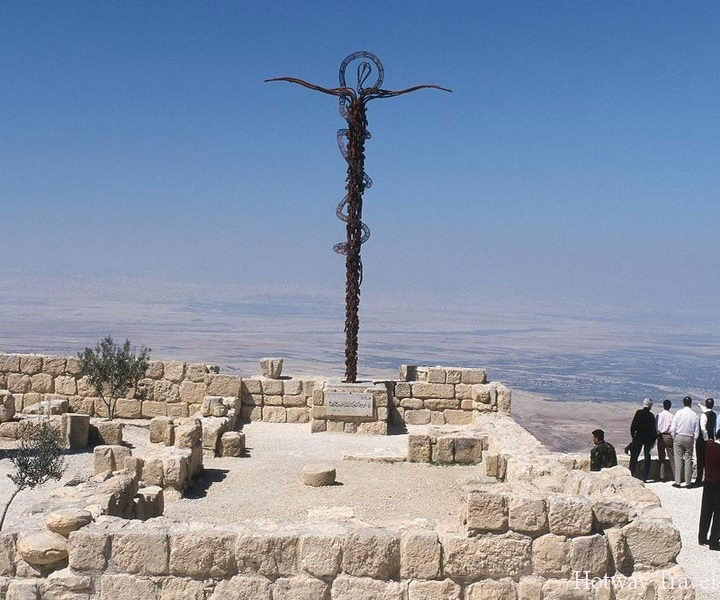 Туры и Иордания Гора Небо
