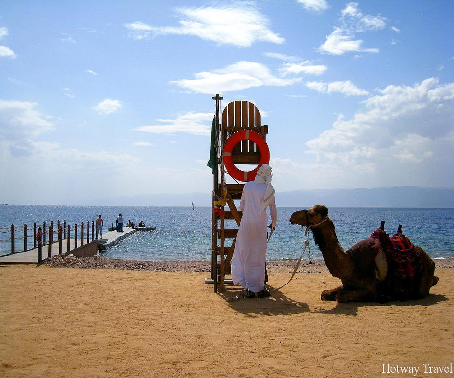Туры и Иордания Красное море