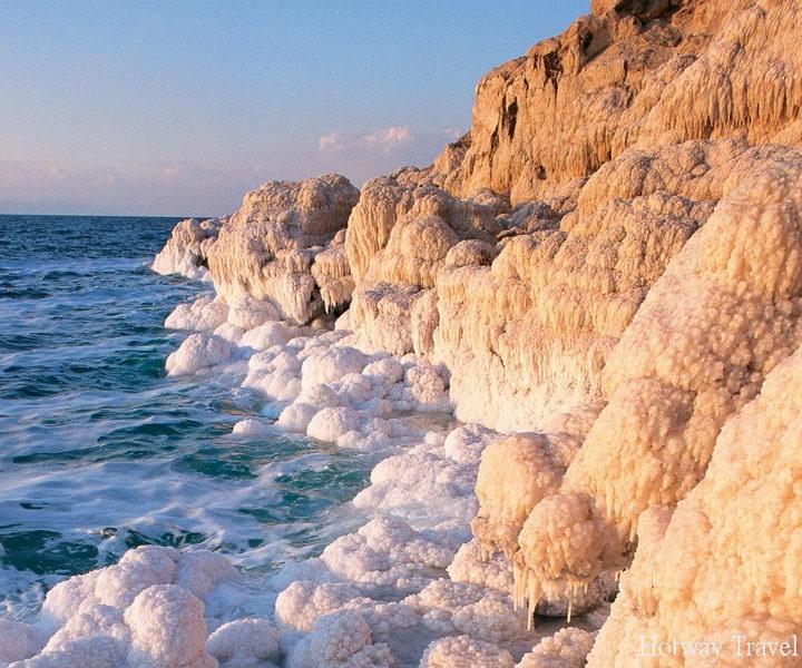 Туры и Иордания в ноябре Мертвое море