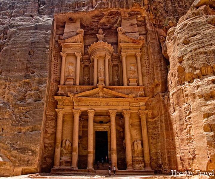 Туры и Иордания Петра