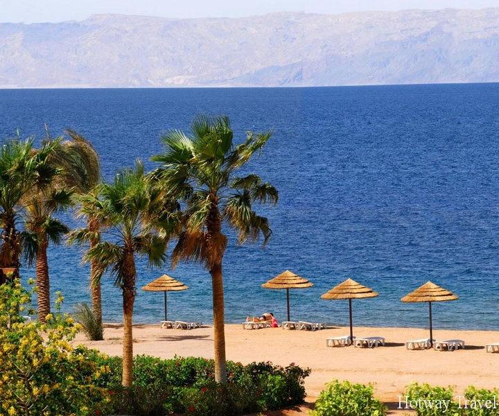 Туры и Иордания природа 3
