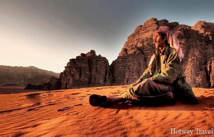Туры и Иордания природа