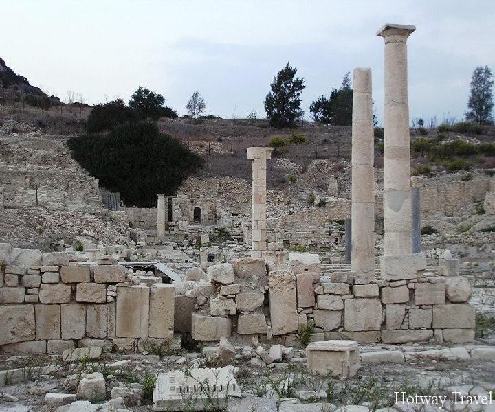 Туры на Кипр Аматус