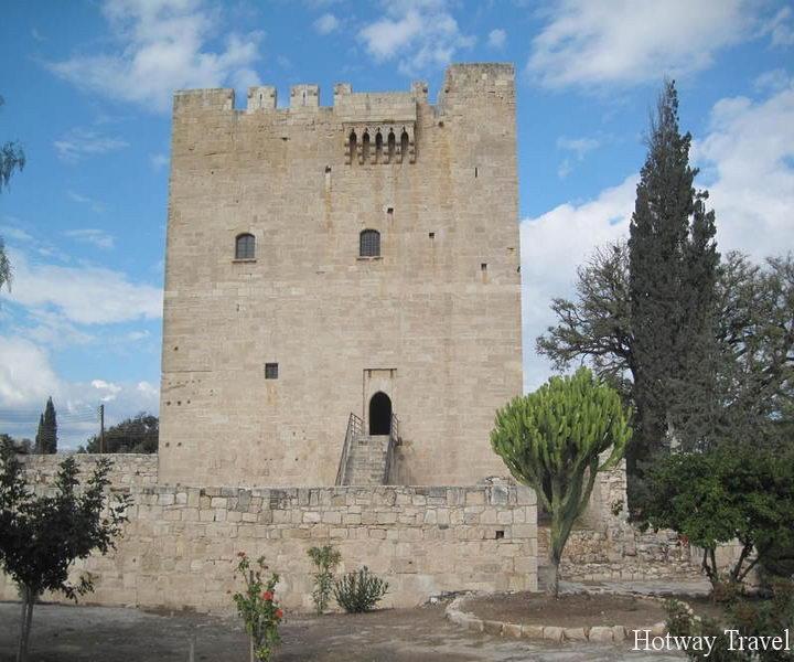 Туры на Кипр Колосси