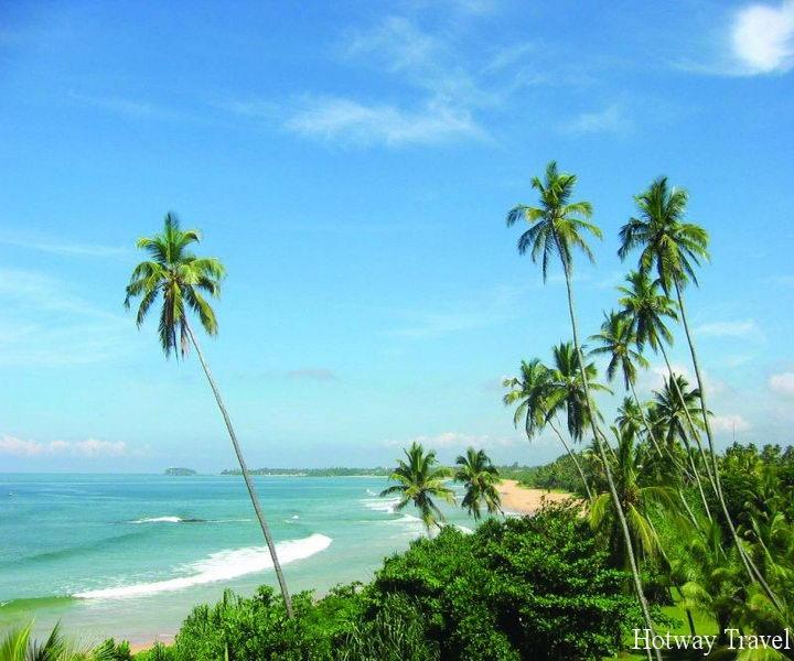 Туры на Шри-Ланку пляж 1