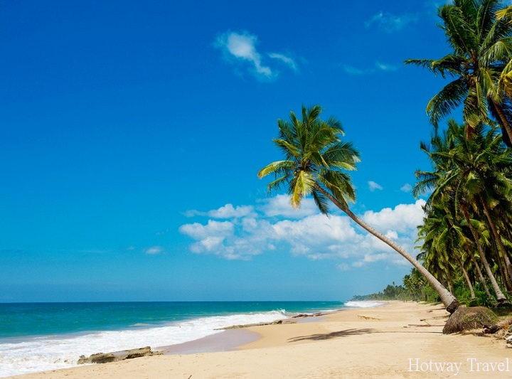 Туры на Шри-Ланку пляж