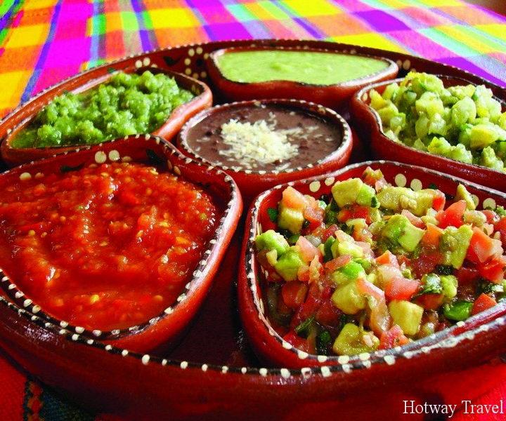 Туры в Мексику кухня
