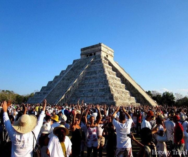 Туры в Мексику кукулькана змея