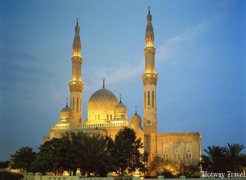Туры в ОАЭ из Житомира3