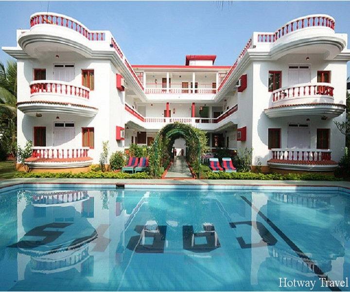 Туры на Гоа в апреле отель