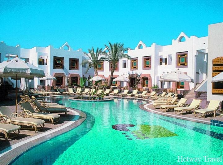 Туры в Египет апрель отель1