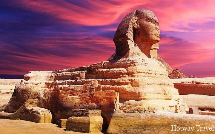 Туры в Египет апрель сфинкс