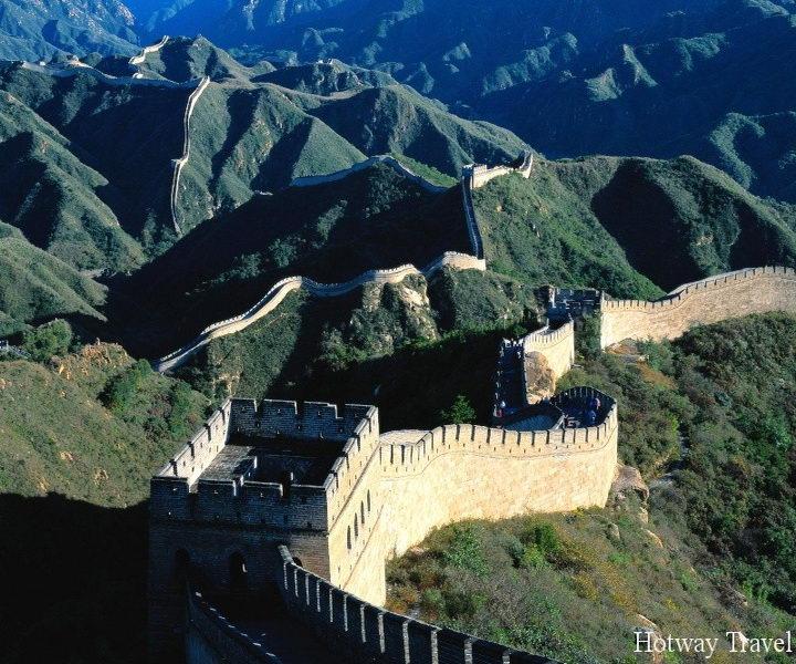 Туры в Китай в апреле Китайская стена