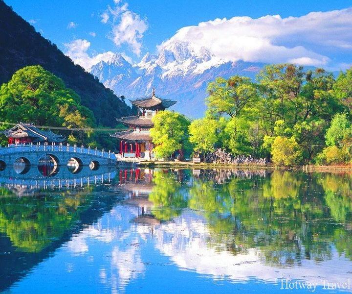 Туры в Китай в апреле природа