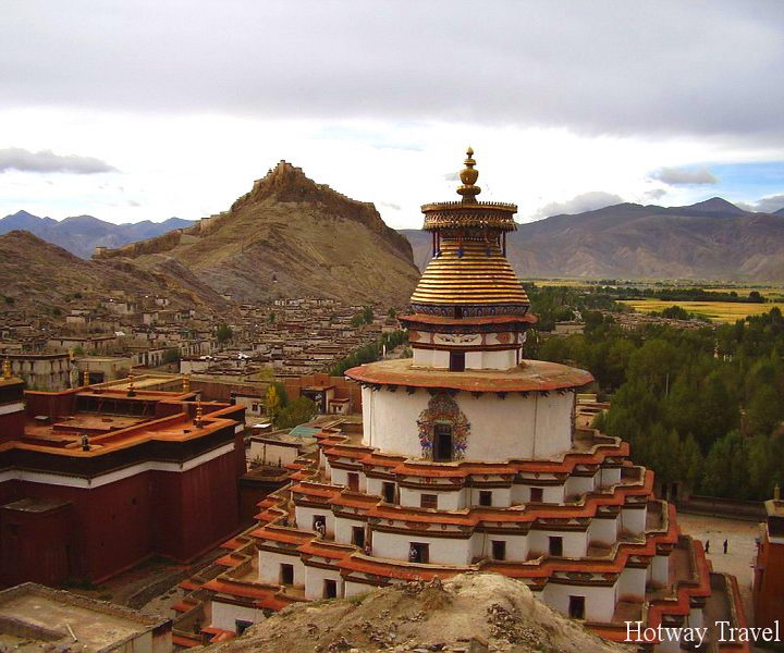 Туры в Китай в апреле тибет
