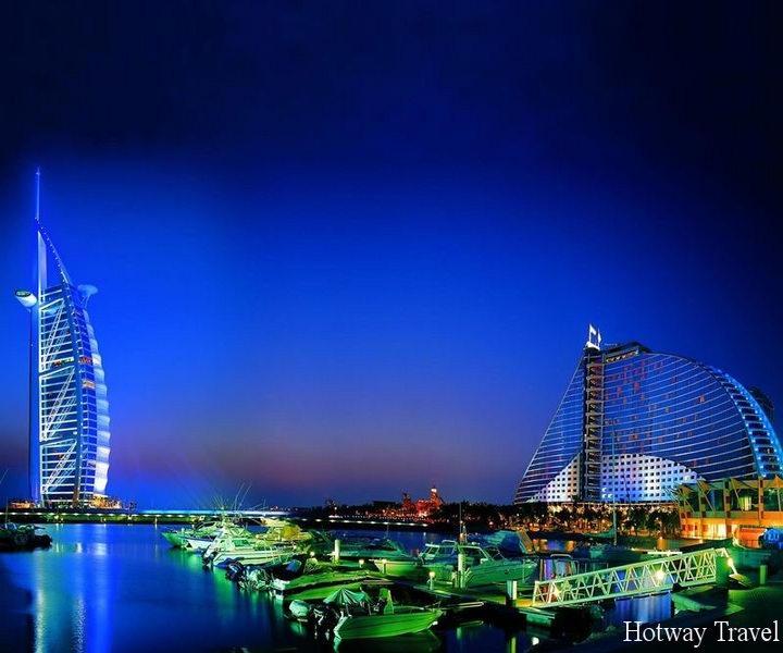 Туры в ОАЭ в апреле Дубаи