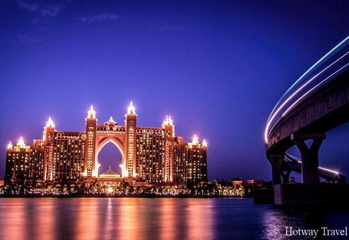 Туры в ОАЭ в апреле отель