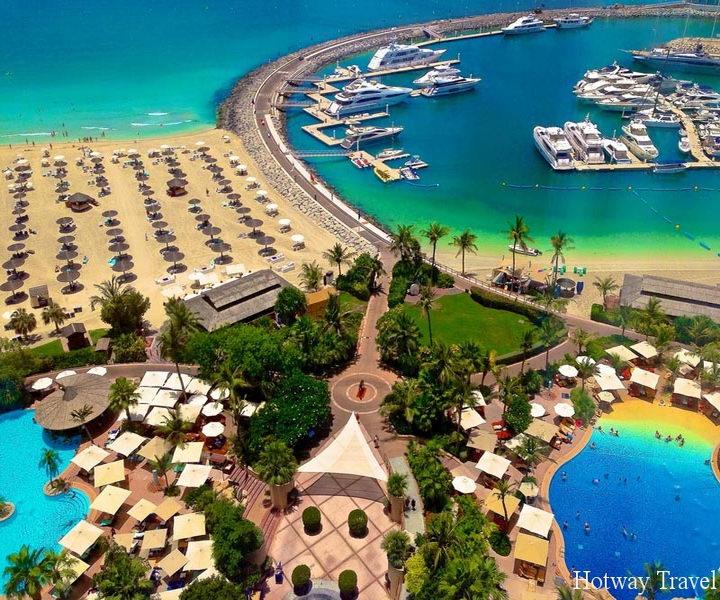 Туры в ОАЭ в апреле пляж3