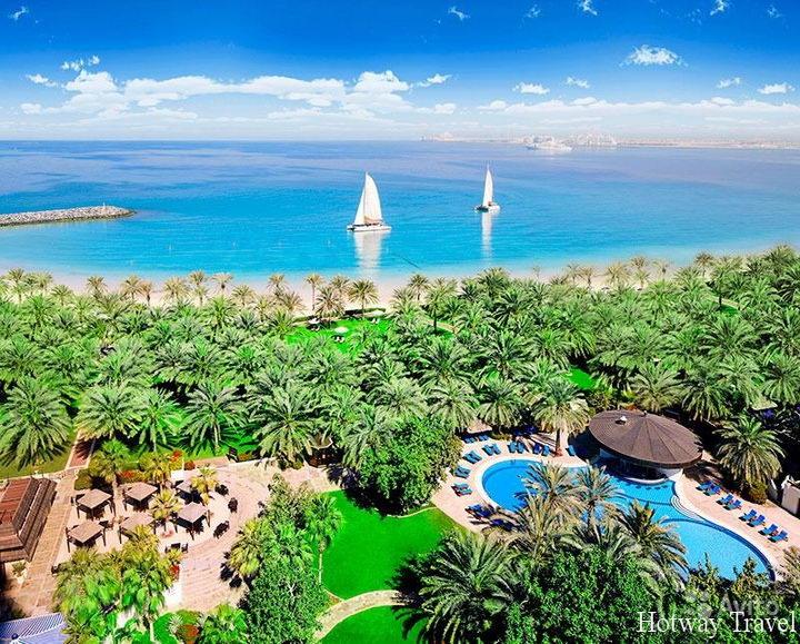 Туры в ОАЭ в апреле природа