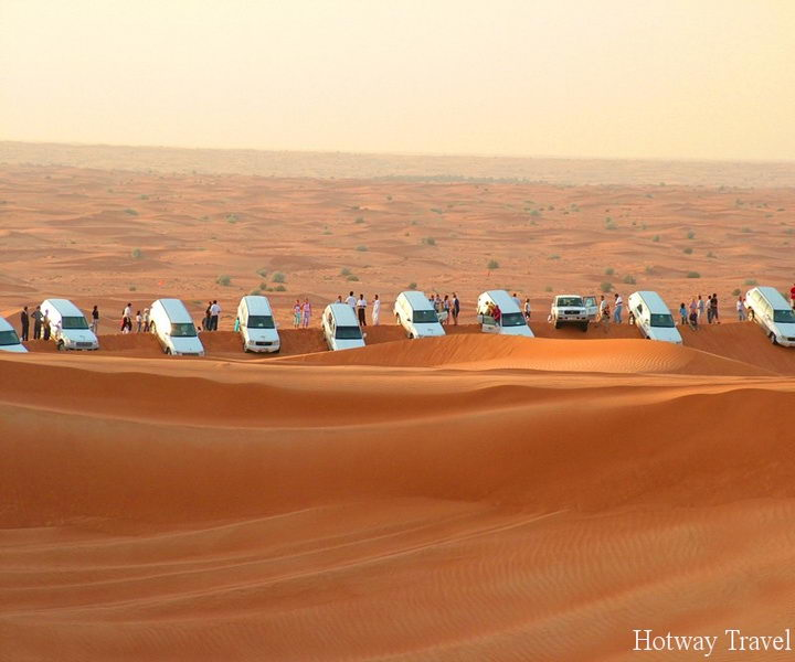 Туры в ОАЭ в апреле сафари
