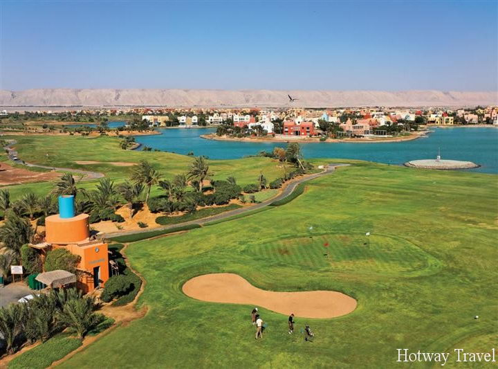 Туры в апереле 2015 года в Эль Гуну поле гольф