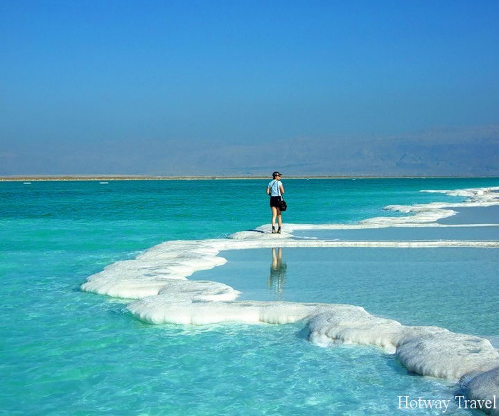 Туры в апреле в Иорданию мертвое море1