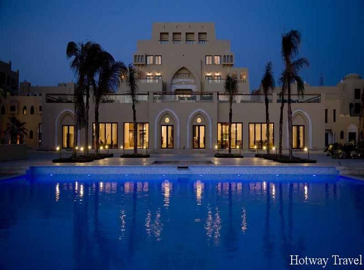 Туры в апреле в Иорданию отель5