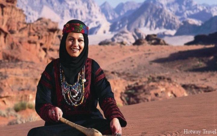 Туры в апреле в Иорданию улыбка