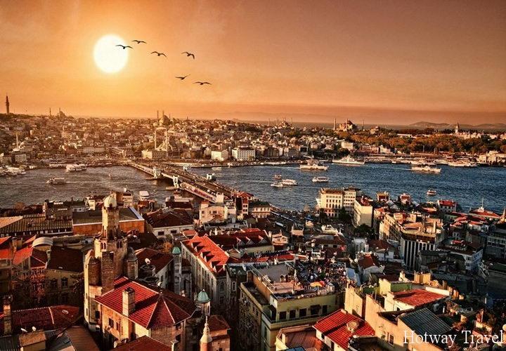 туры в Турцию в апреле