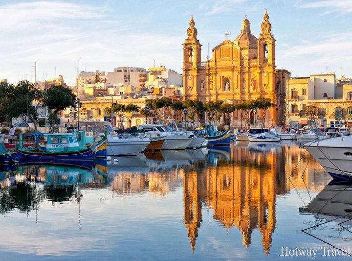Туры на Мальта в мае Валлетта1