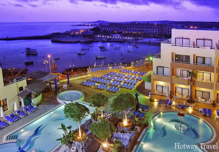 Туры на Мальта в мае вечер