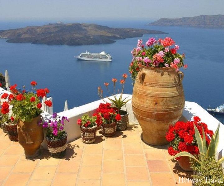 Туры р Грецию в мае День цветов