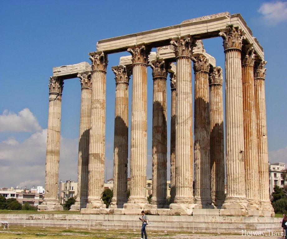 Туры р Грецию в мае Зевс