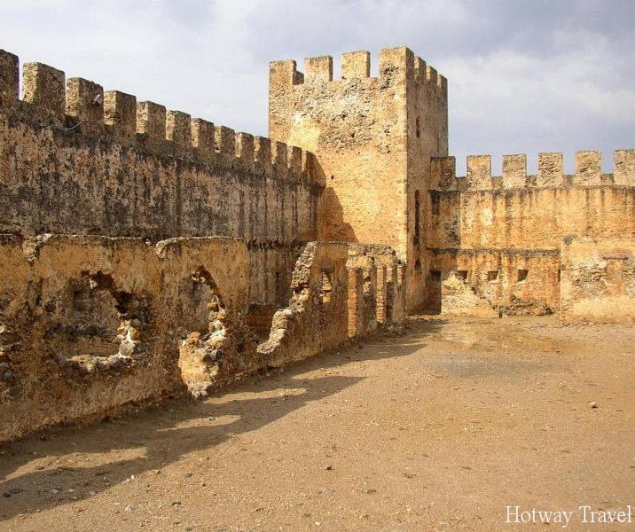 Туры р Грецию в мае крепость
