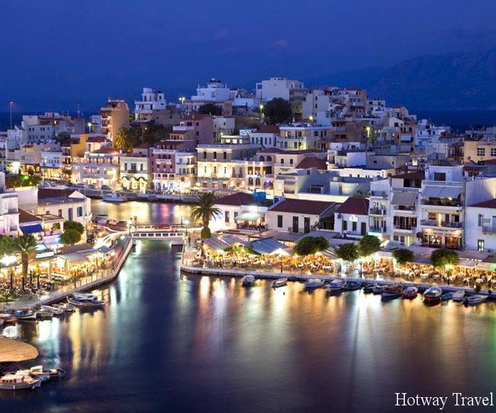 Туры р Грецию в мае ночь