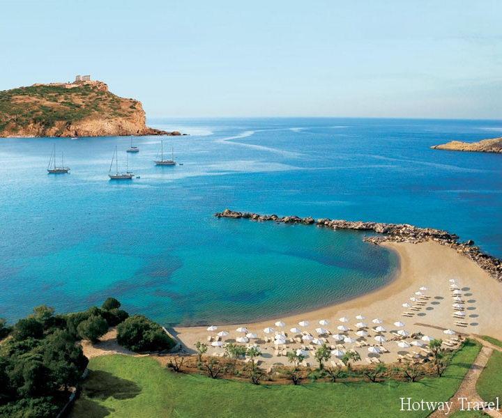 Туры р Грецию в мае пляж
