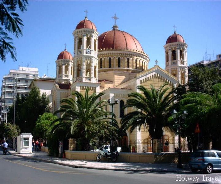 Туры р Грецию в мае собор