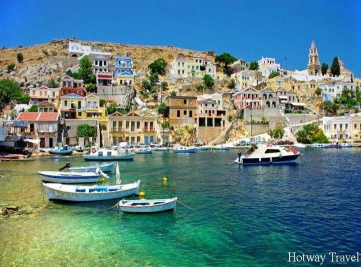 Туры р Грецию в мае яхты