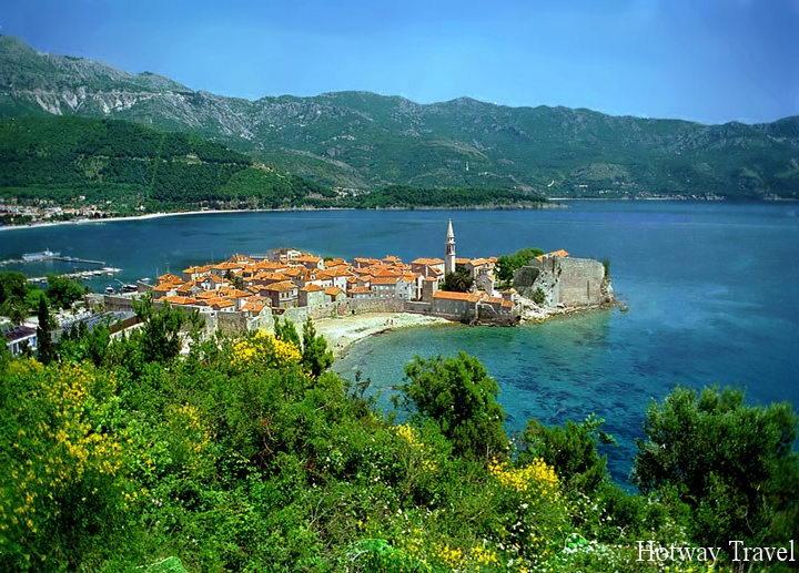 Туры в Черногорию в мае природа