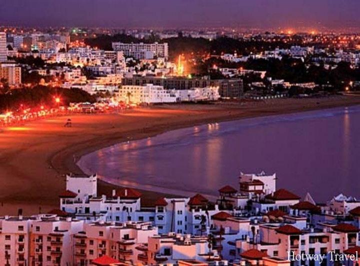 Туры в Марокко в мае Агадир
