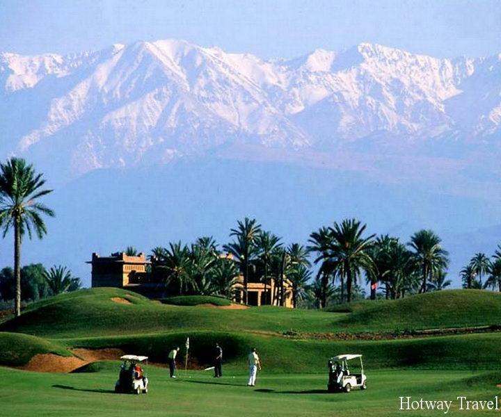 Туры в Марокко в мае гора