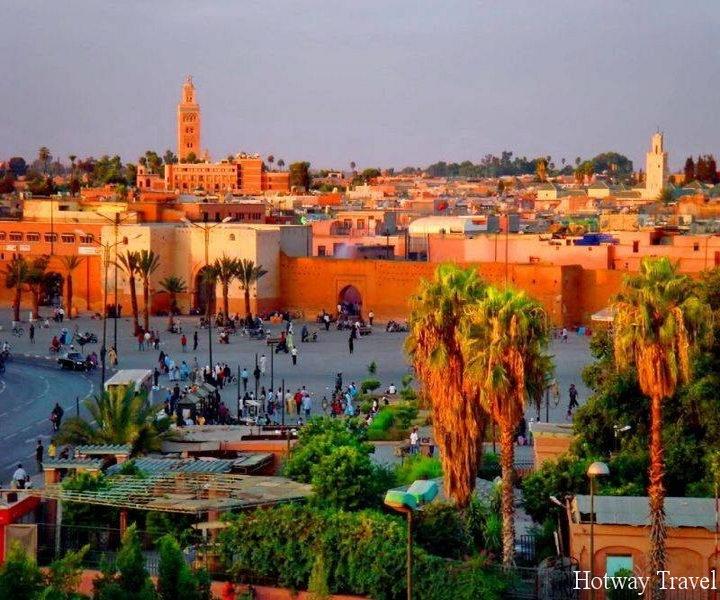 Туры в Марокко в мае маракеш