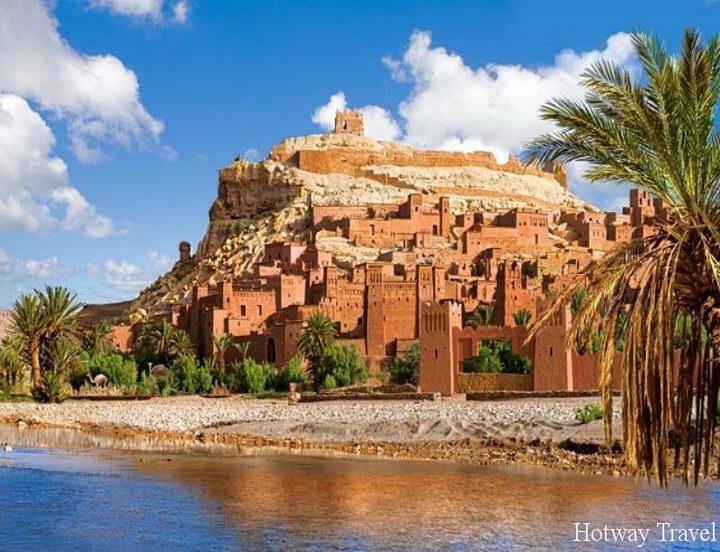 Туры в Марокко в мае море здание