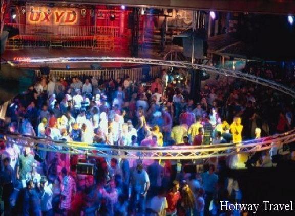 Туры в Сиде в мае дискотека
