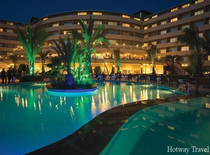 Туры в Сиде в мае отель 2