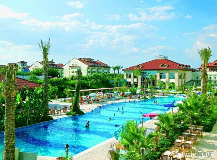 Туры в Сиде в мае отель 3