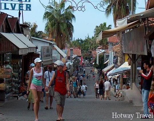 Туры в Сиде в мае шопинг