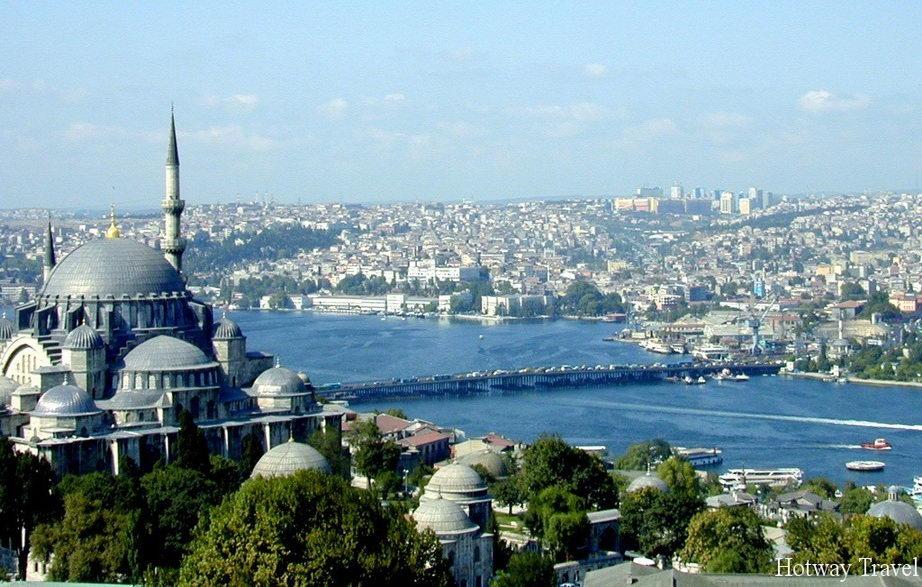 Туры в Стамбул в мае природа1