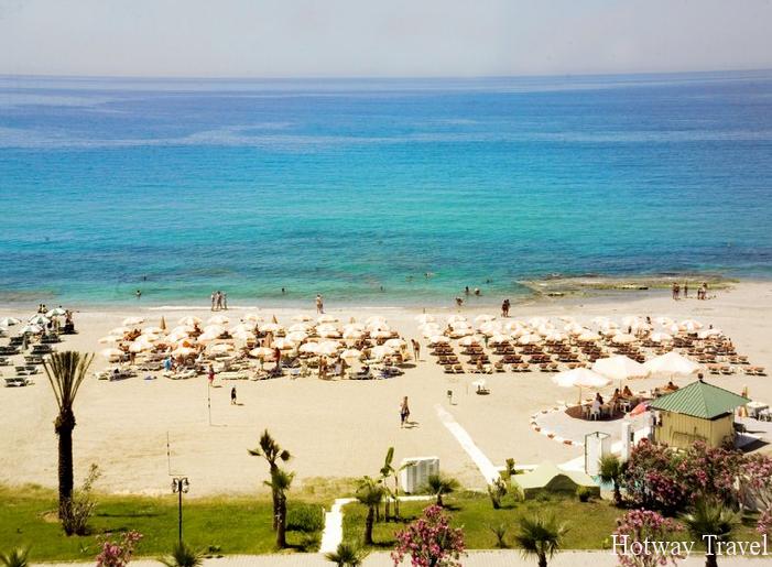 Туры в мае 2015 В Аланью пляж1